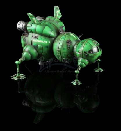 RED DWARF (TV 1988 - ) - Medium-Scale Starbug Model Miniature
