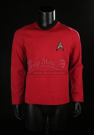 STAR TREK (TV 1966-1969) - Engineering Tunic