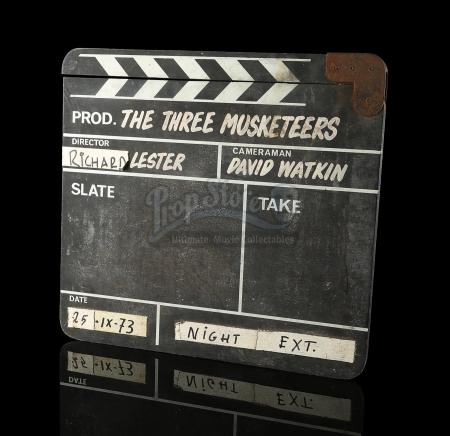 THREE MUSKETEERS, THE (1973) - Clapperboard