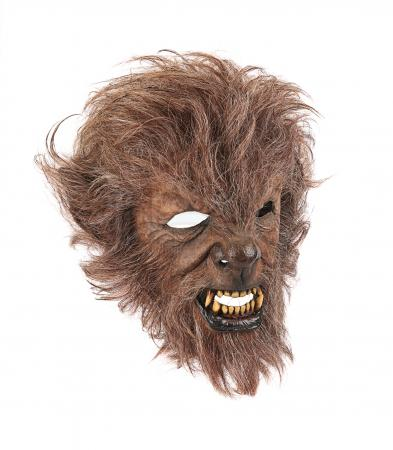 Lot #899 - THE WOLFMAN (2010) - Stunt Wolfman Mask