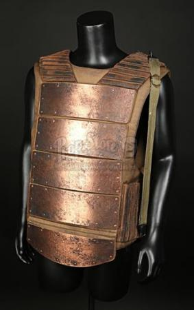 CHRONICLES OF RIDDICK, THE (2004) - Meccan Body Armour Vest And Sling