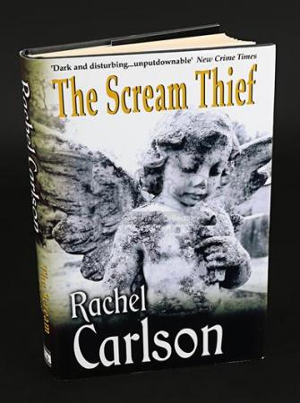 "HALF LIGHT (2006) - Rachel Carlson's (Demi Moore) ""The Scream Thief"" Book"