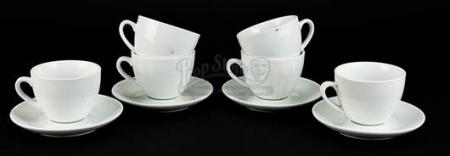 Greasy Spoons Tea Cups