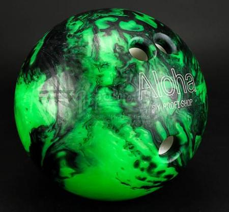 Cactus Bill's (Paul Rudd) Bowling Ball