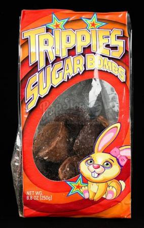 "Maksim's (Gilbert Owuor) ""Trippies"" Candy"