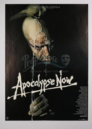 APOCALYPSE NOW (1979) - German A1 Poster (1979)