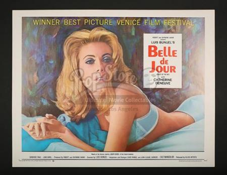 BELLE DE JOUR (1967) - US 1/2-Sheet Poster (1967)