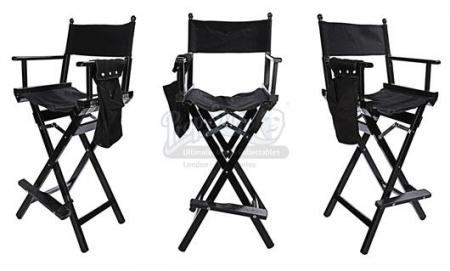 Set of Three Directors Chairs