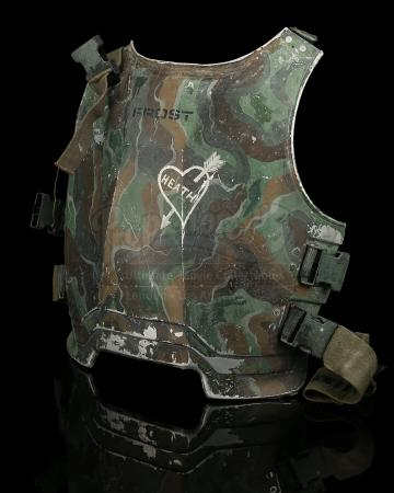 ALIENS (1986) - Frost's (Ricco Ross) Colonial Marine Armour Chest Plate