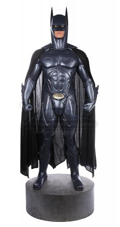 BATMAN FOREVER (1995) - Full-Size Batman Statue