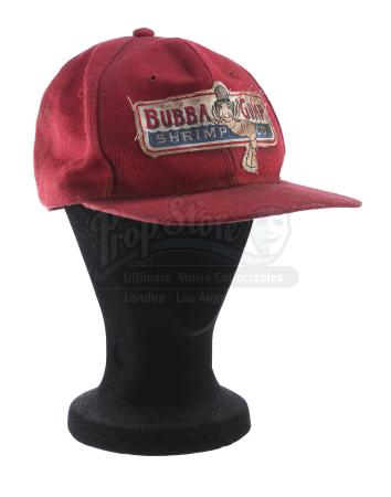 FORREST GUMP (1994) -  Forrest Gump's (Tom Hanks) Weathered Bubba Gump Shrimp Hat