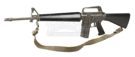 FULL METAL JACKET (1987) - U.S. Marine M16 Rifle
