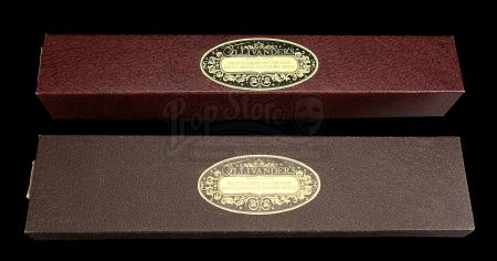 HARRY POTTER AND THE PHILOSOPHER'S STONE (2001) - Ollivanders Wand Boxes