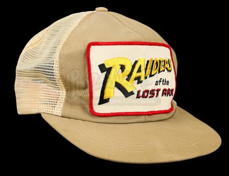 INDIANA JONES AND THE RAIDERS OF THE LOST ARK (1981) - Crew Cap