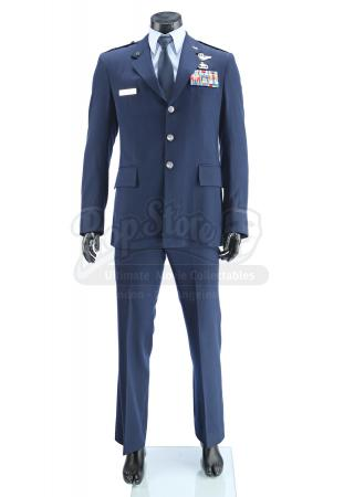 IRON MAN (2008) - James Rhodes' (Terrence Howard) Air Force Uniform