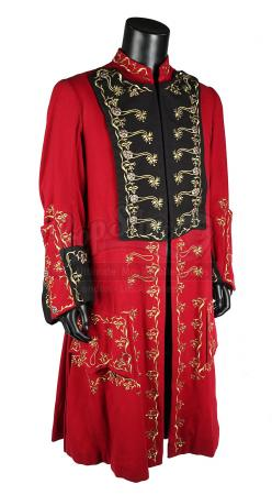 MUPPET TREASURE ISLAND (1996) - Long John Silver's (Tim Curry) Coat