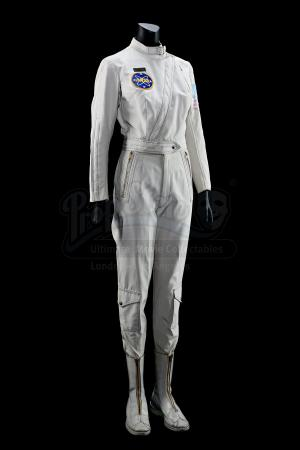 PLANET OF THE APES (1968) - Lieutenant Stewart's (Dianne Stanley) Liberty 1 Flightsuit