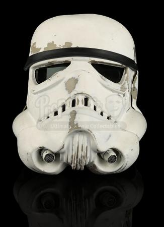 STAR WARS: A NEW HOPE (1977) - Stormtrooper Helmet