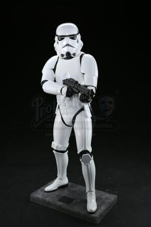 STAR WARS: A NEW HOPE (1977) - Don Post Stormtrooper Statue