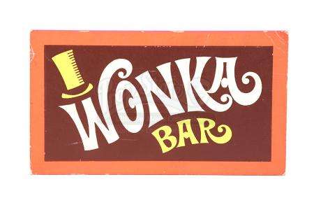 WILLY WONKA AND THE CHOCOLATE FACTORY (1971) - Wonka bar